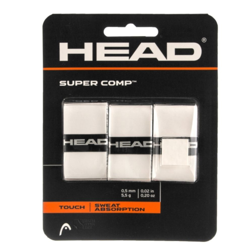 HEAD | Super Comp 3 kosi - Bel (PROMO)