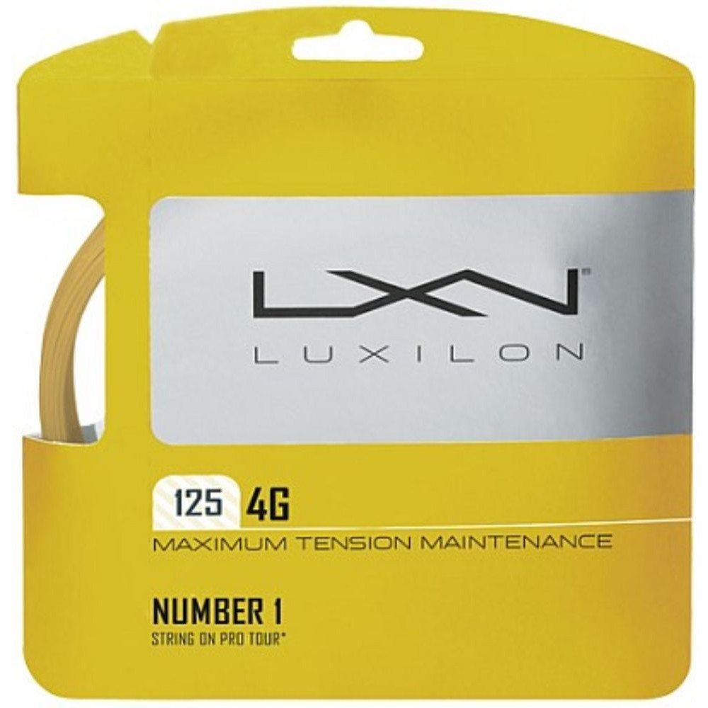 luxilon 4g 12m set 125mm