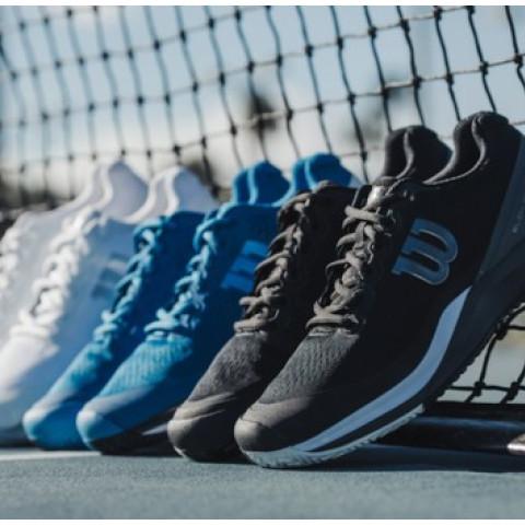 Tenis obutev, ki jo tenisači zmeraj potrebujejo