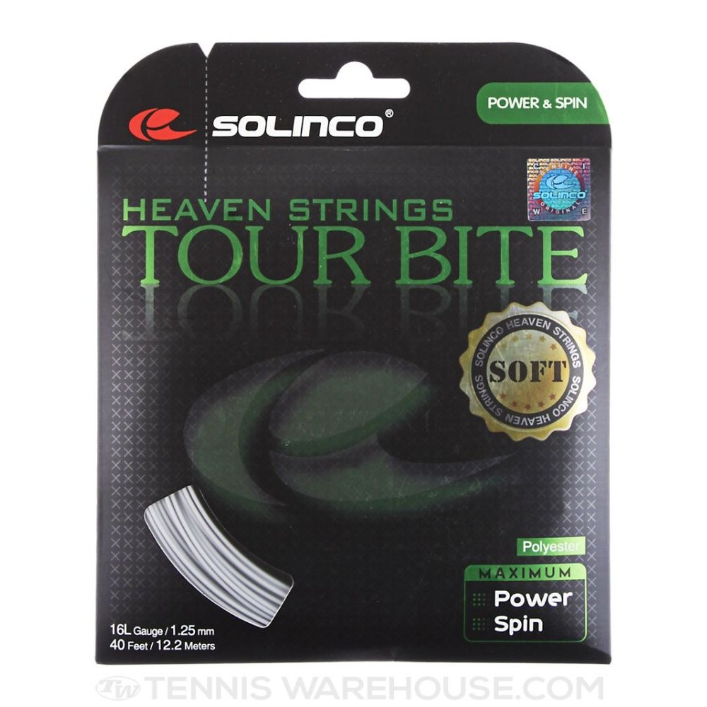 tenis struna solinco tour bite soft 12m set 1.30