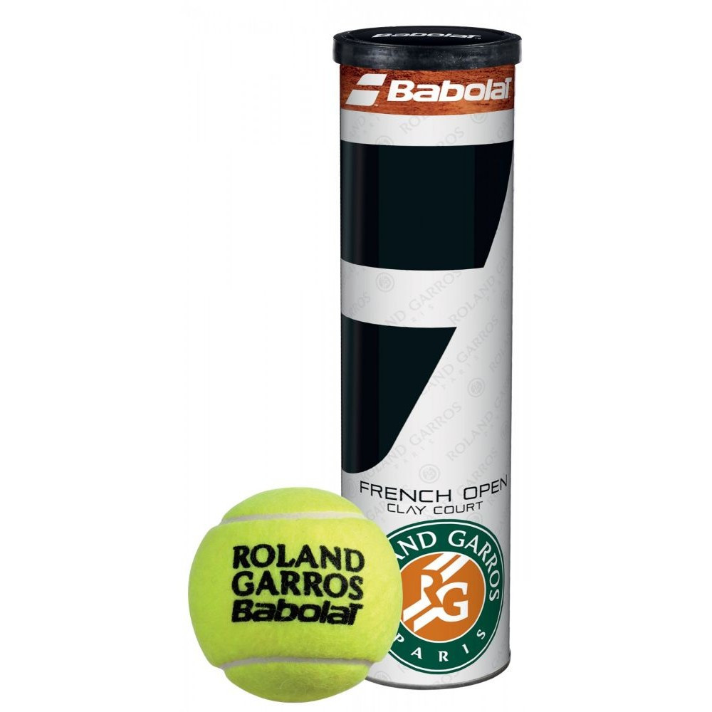 Tenis žoge Babolat Roland Garros French Open Clay Court 4/1