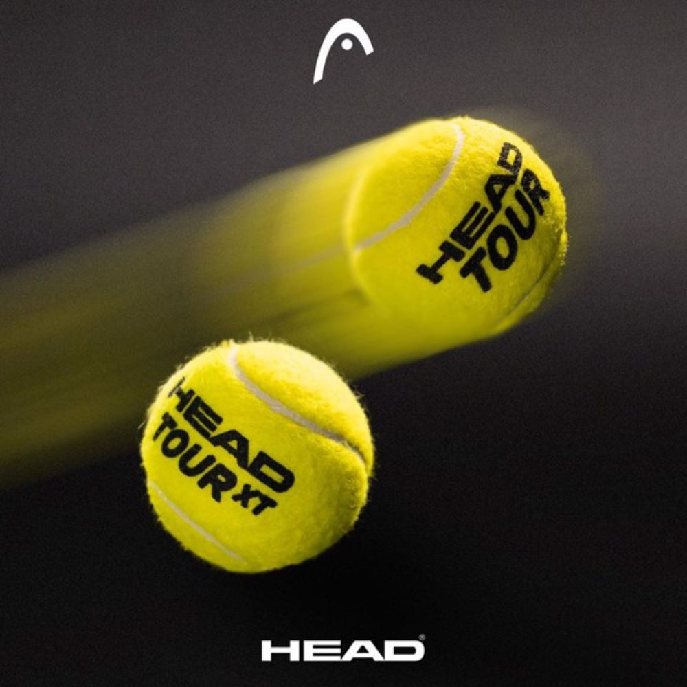 Tenis žoge HEAD TOUR XT 3/1