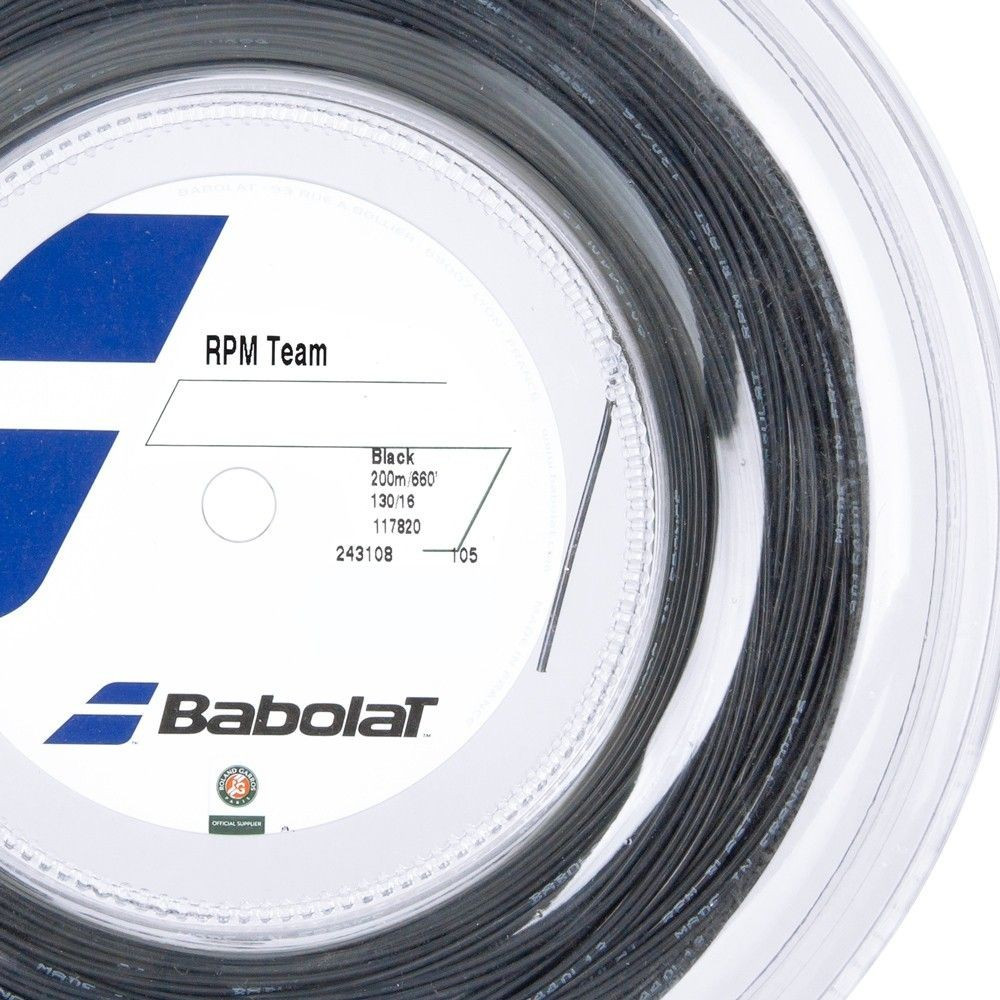 Tenis strune Babolat RPM Team 1,25 mm 200 m