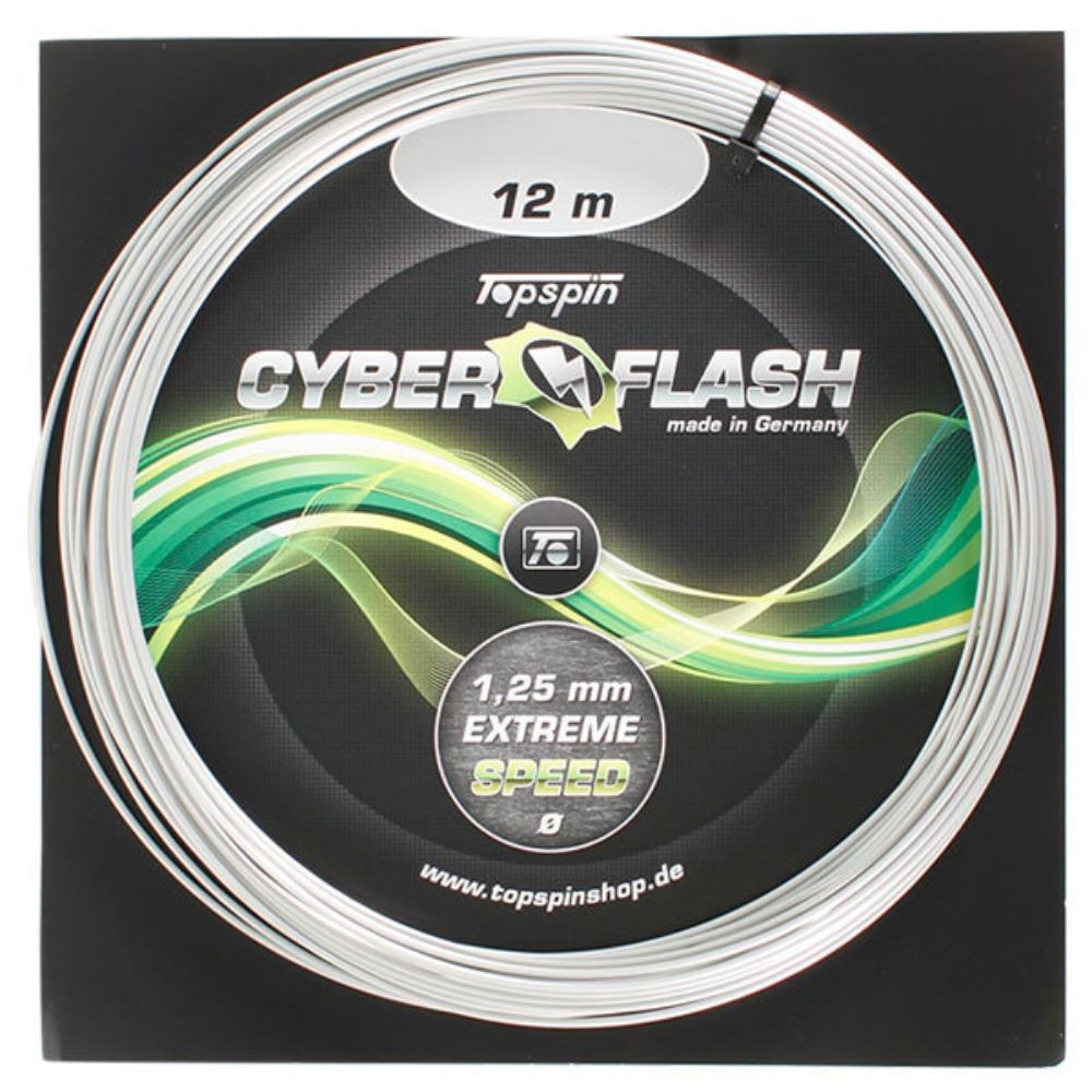 top spin cyber flash 12m kolut tenis strun 1.30mm